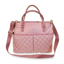 Charlotte Tote, Quilted Nylon