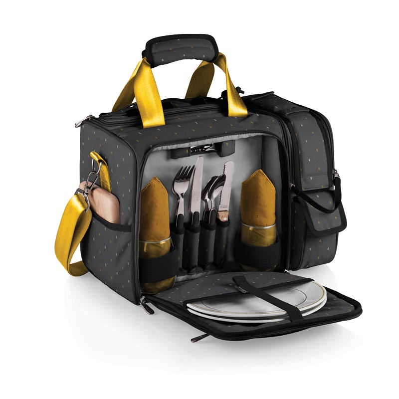 Laguna Insulated Wine Picnic Tote