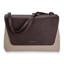 Olivia Business Briefbag - Merlot