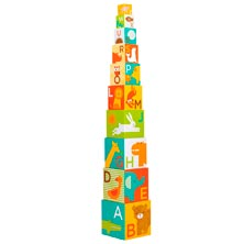 ABC Animal Nesting Blocks