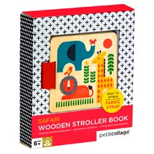 Wooden Stroller Books