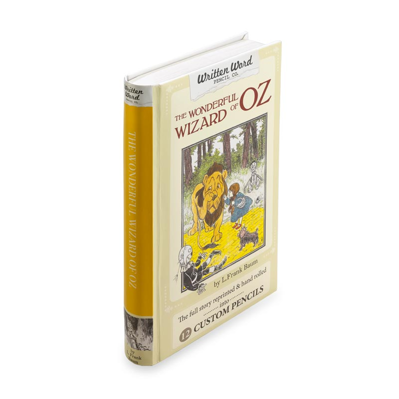 The Wonderful Wizard of Oz Classic Story Pencils