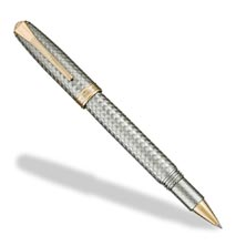True Writer Two-Tone Herringbone Anniversary Rollerball