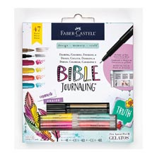 Faber-Castell Bible Journaling Art Set