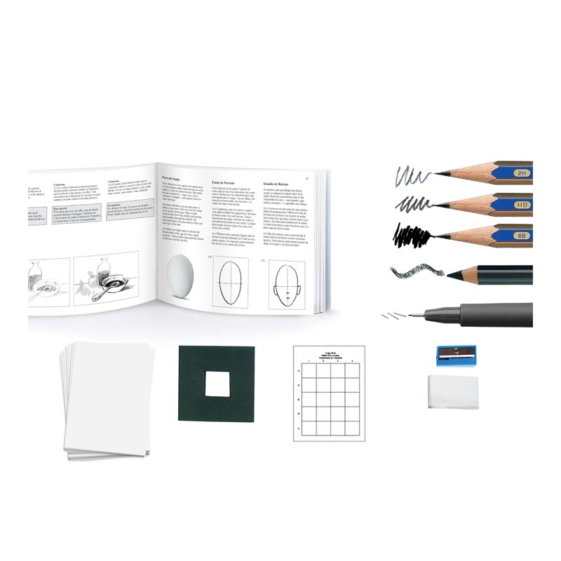 Faber-Castell Getting Started Drawing Art Set