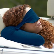 Nap X Pillow and Eye Mask