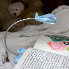 Airplane Book Light