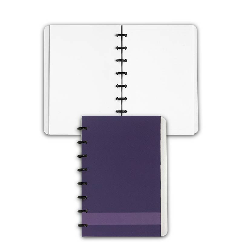 Special Request™ Circa Personalized Notebook, Blank, Grape, Junior