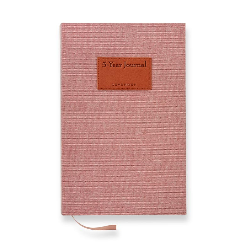 Levenger 5-Year Journal