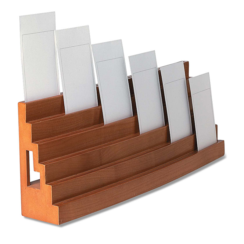 Note Card Bleachers Index Card Organizer 3 X 5 Card Organizer