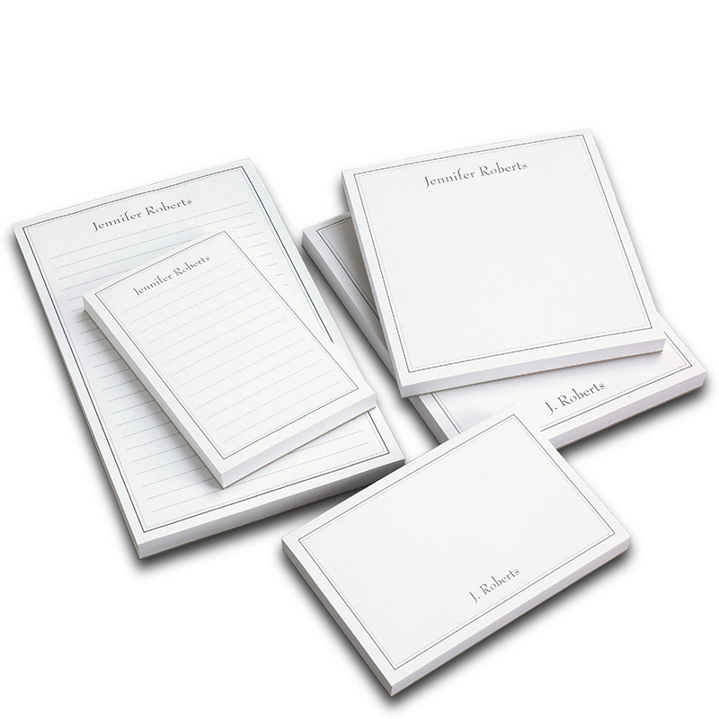 personalized pad refill personalized note pads writing pads