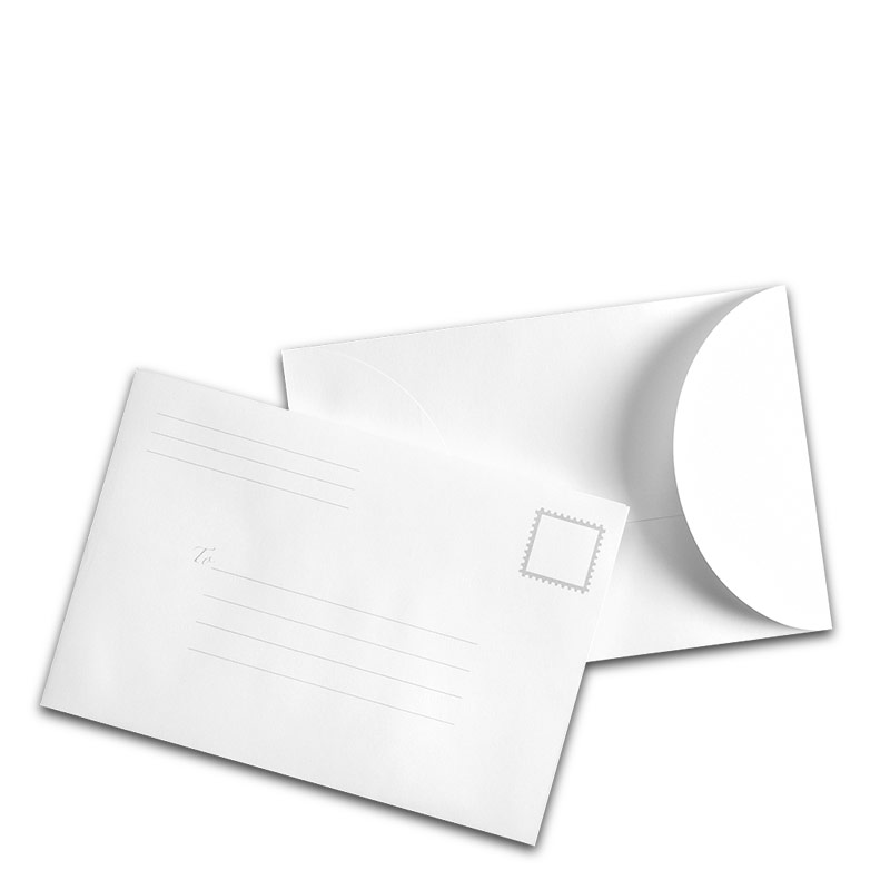 3 x 5 Card Envelopes