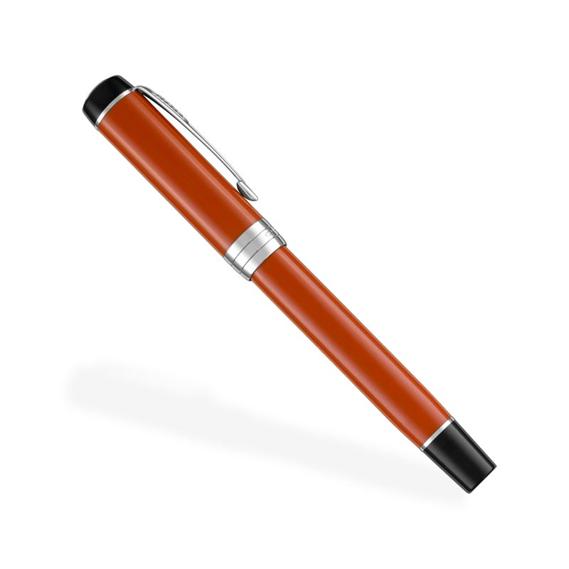 Parker Duofold Classic Big Red Fountain Pen