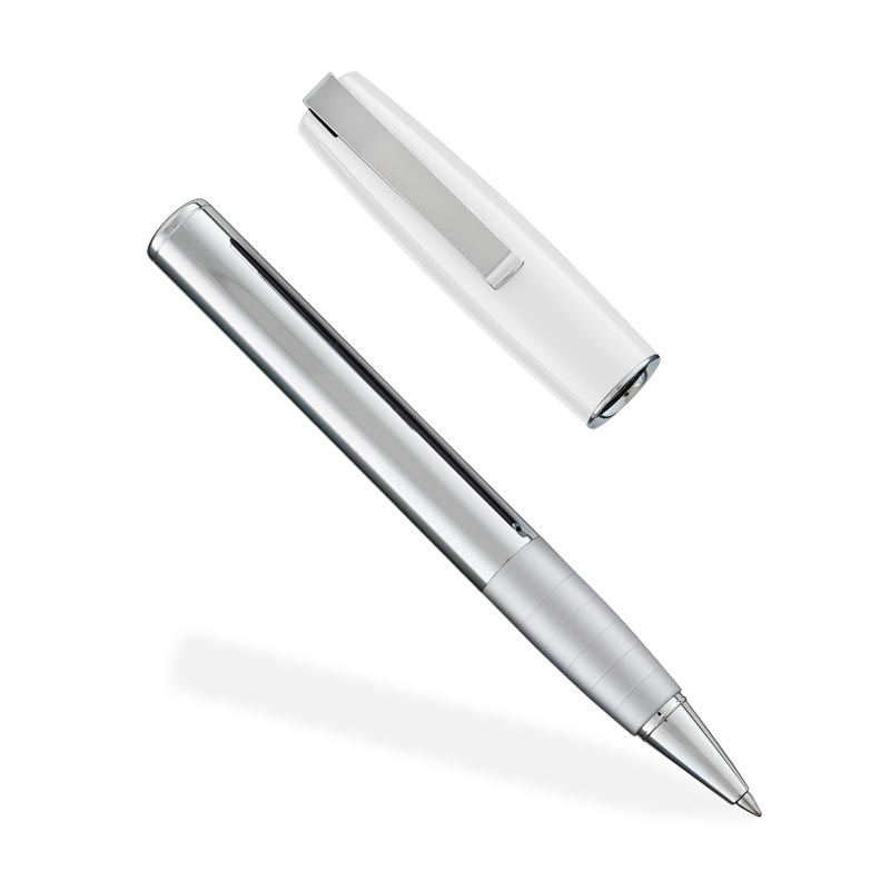 Faber-Castell LOOM Piano Rollerball - White