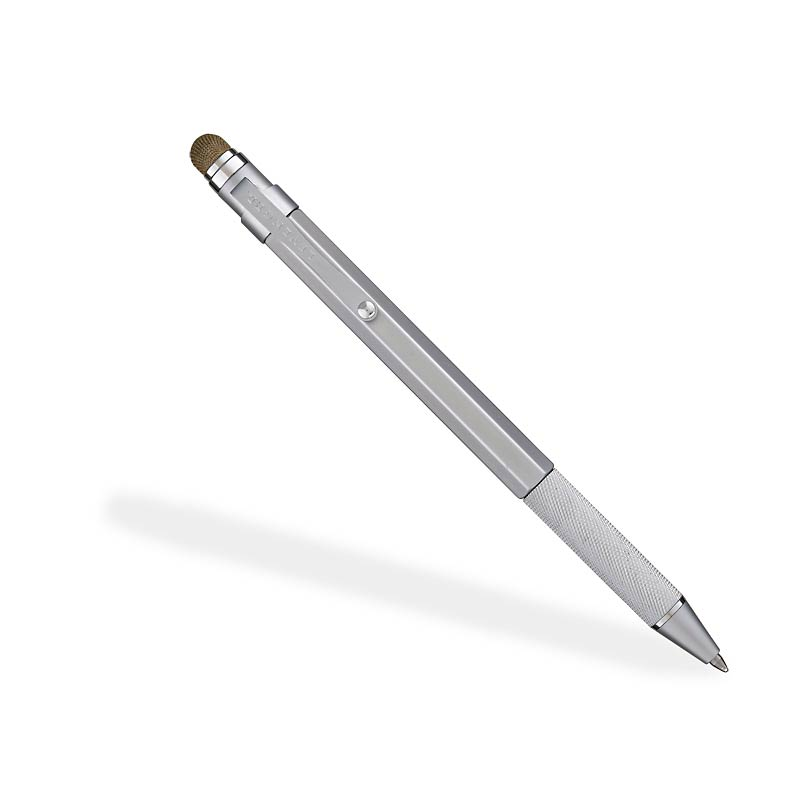 L-Tech 3.0 Ballpoint, Chrome w/ Fabric Stylus