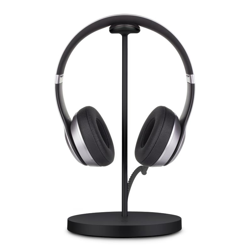 Fermata Headphone Charging Stand - Blacl