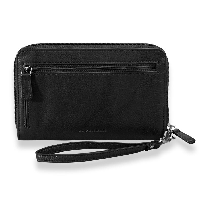 Going Out Wristlet, Black