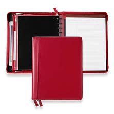Ambi-Flex Folio, Red, Letter
