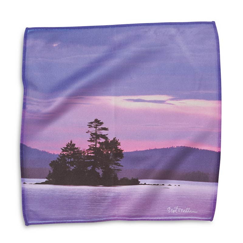 Thoreau Maine Woods Cleaning Cloths- Set of 3