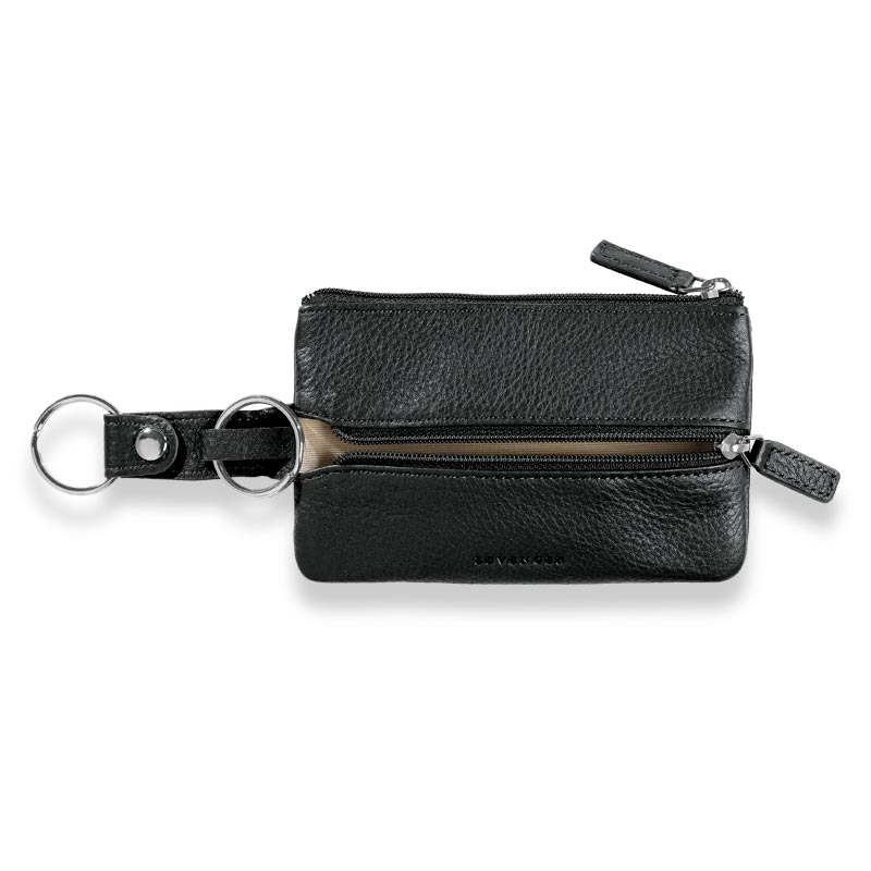 Bavarian Key Case, Black