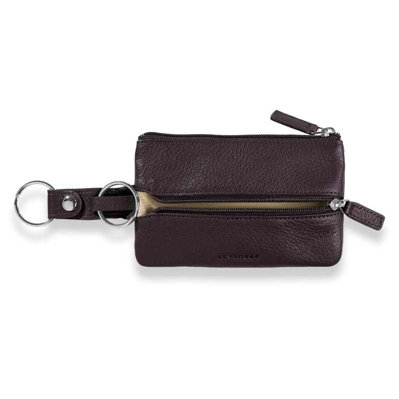 Bavarian Key Case, Grape