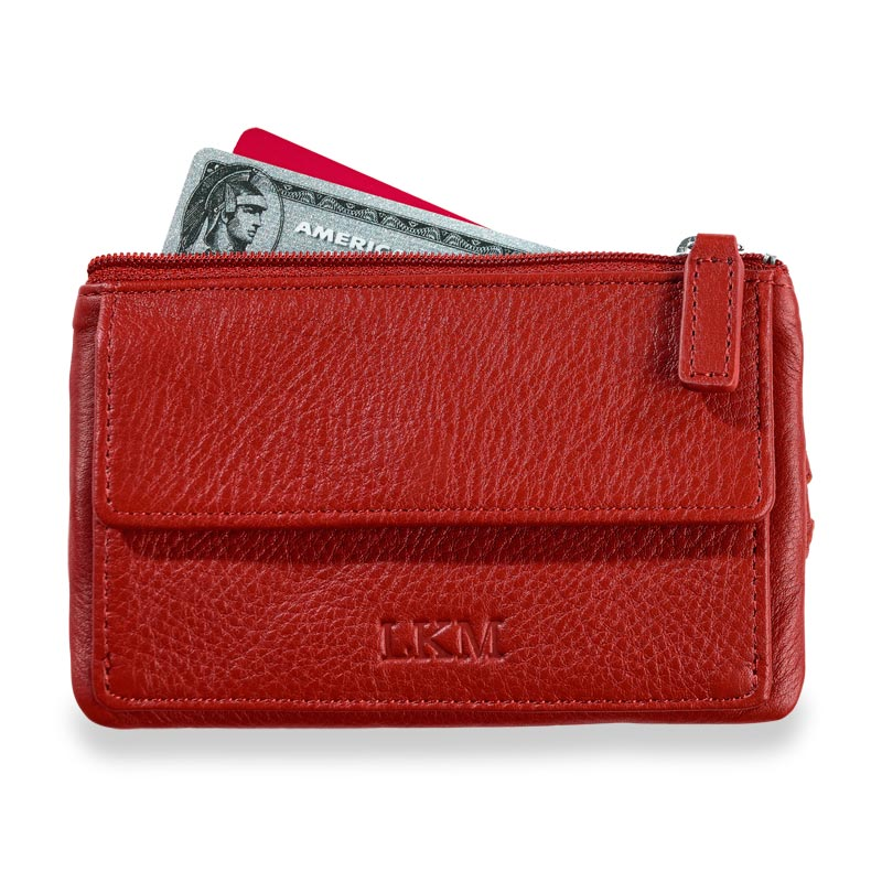 Bavarian Key Case, Red