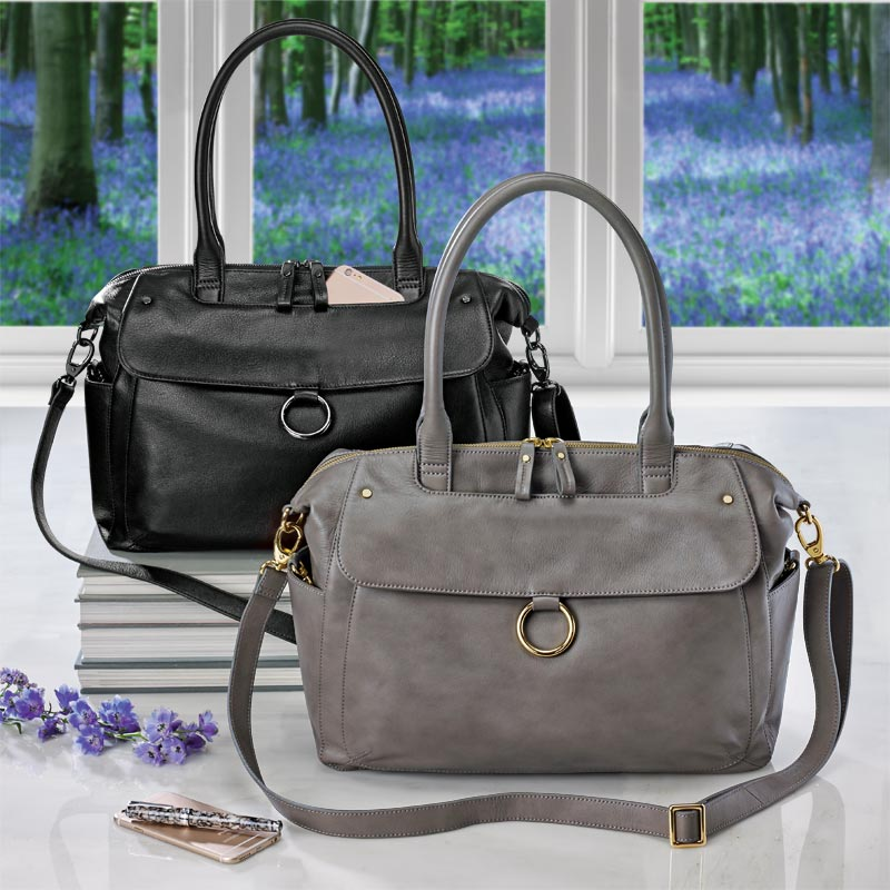 Sydney Satchel 2.0, Black