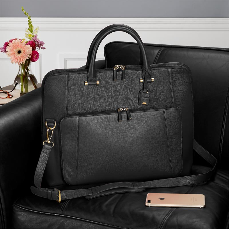 Blair Expandable Briefbag