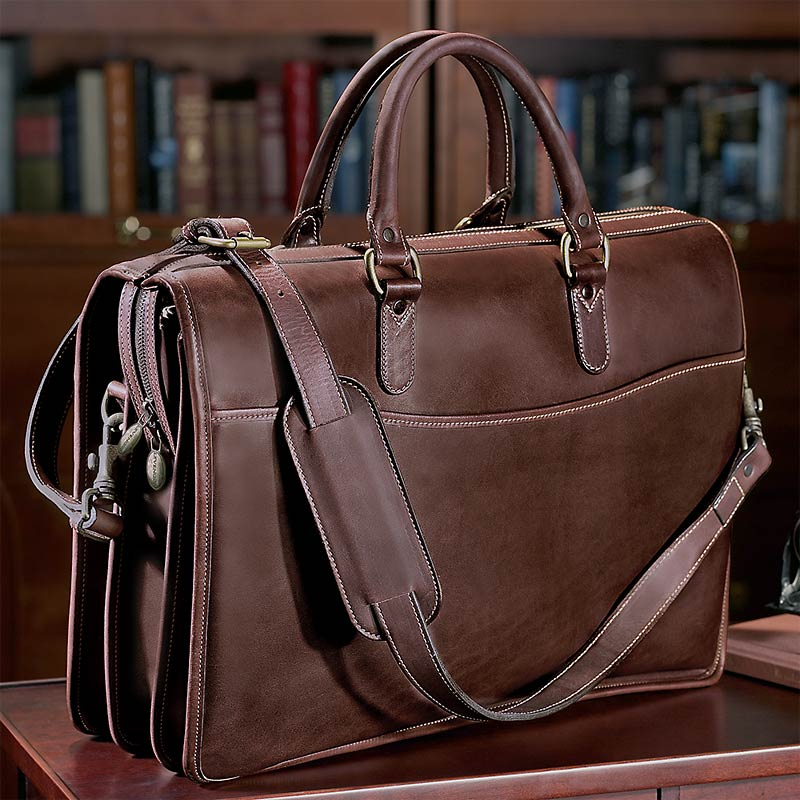 Tusting Briefbag with Laptop Sleeve
