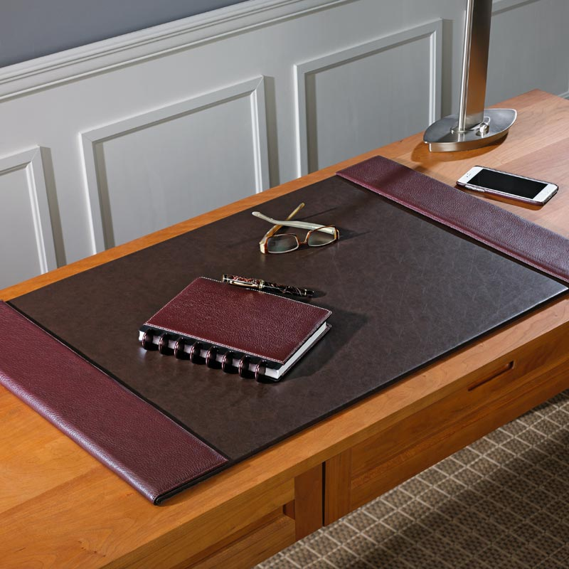 Bomber Jacket Oversized Desk Pad Leather Desk Pad Desk