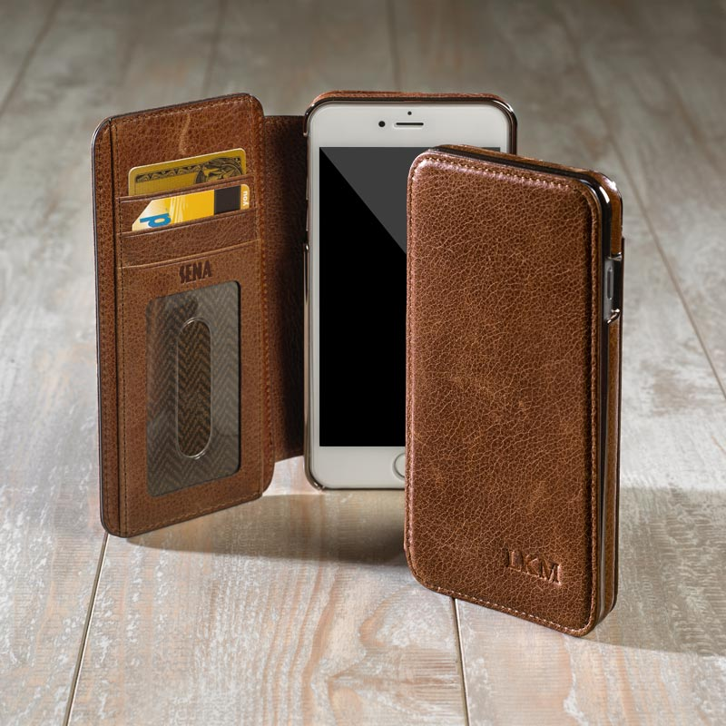 iphone 6 plus wallet heritage iphone 174 6 plus wallet book levenger 15048