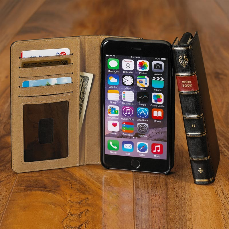 buy online 21017 fc043 Twelve South Book Book for iPhone®6/6s Plus - Levenger