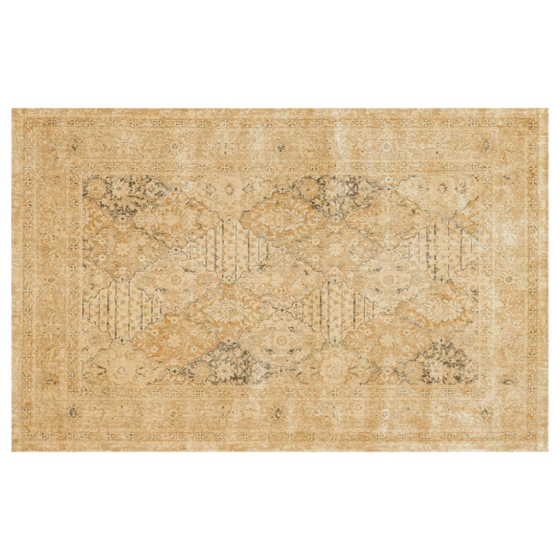Nyla Rug - Light Gold