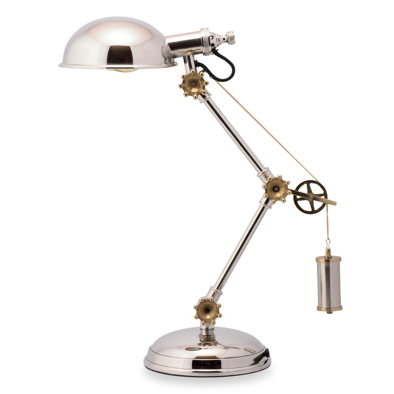 Liverpool table lamp levenger