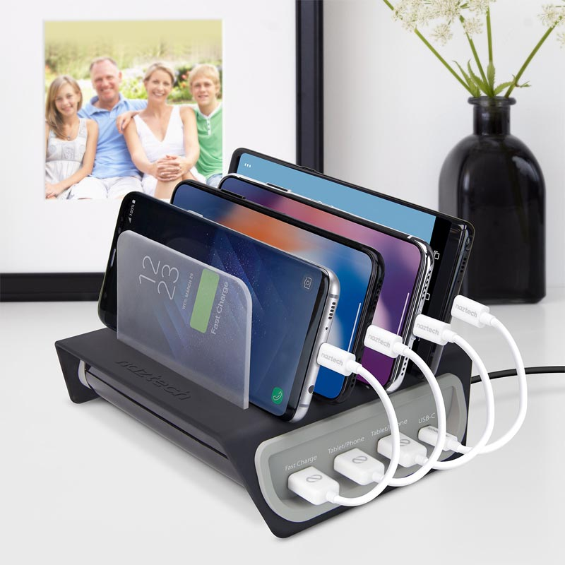 Multi Device Fast Charge Power Hub