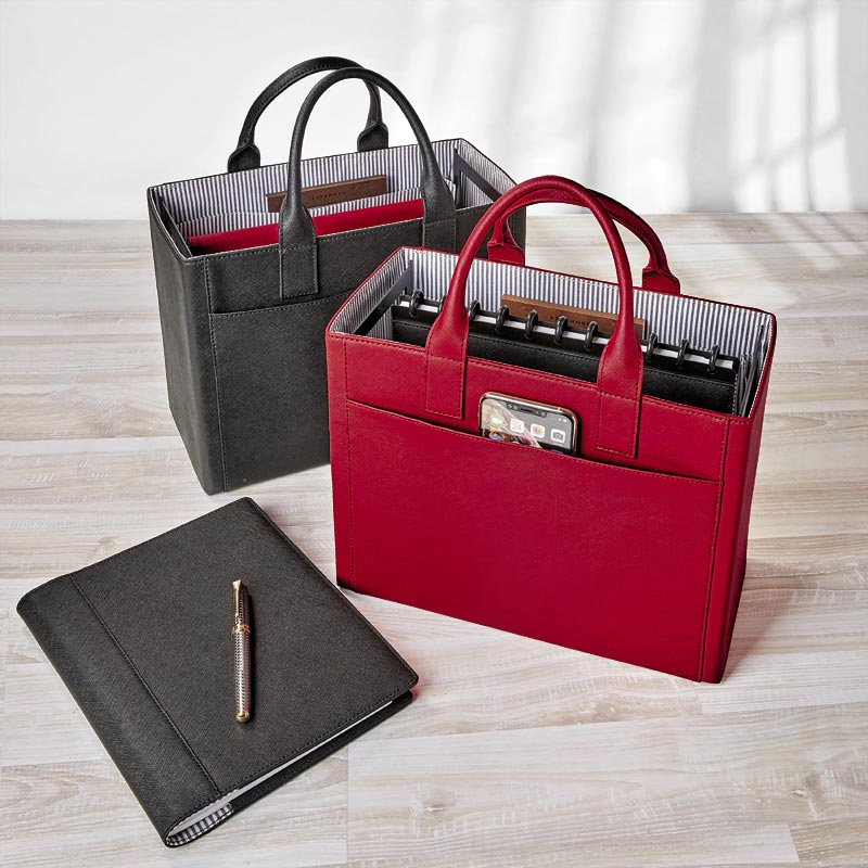 Prestige Portable File Tote