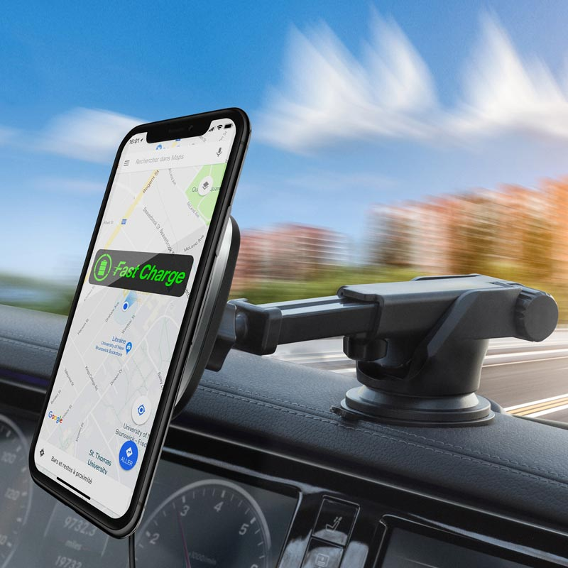 Wireless Charge MagBuddy Dash Mount