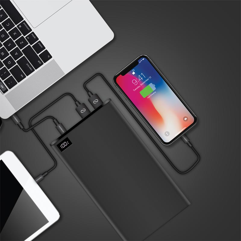 Ultrathin USB-C PD Laptop Power Bank