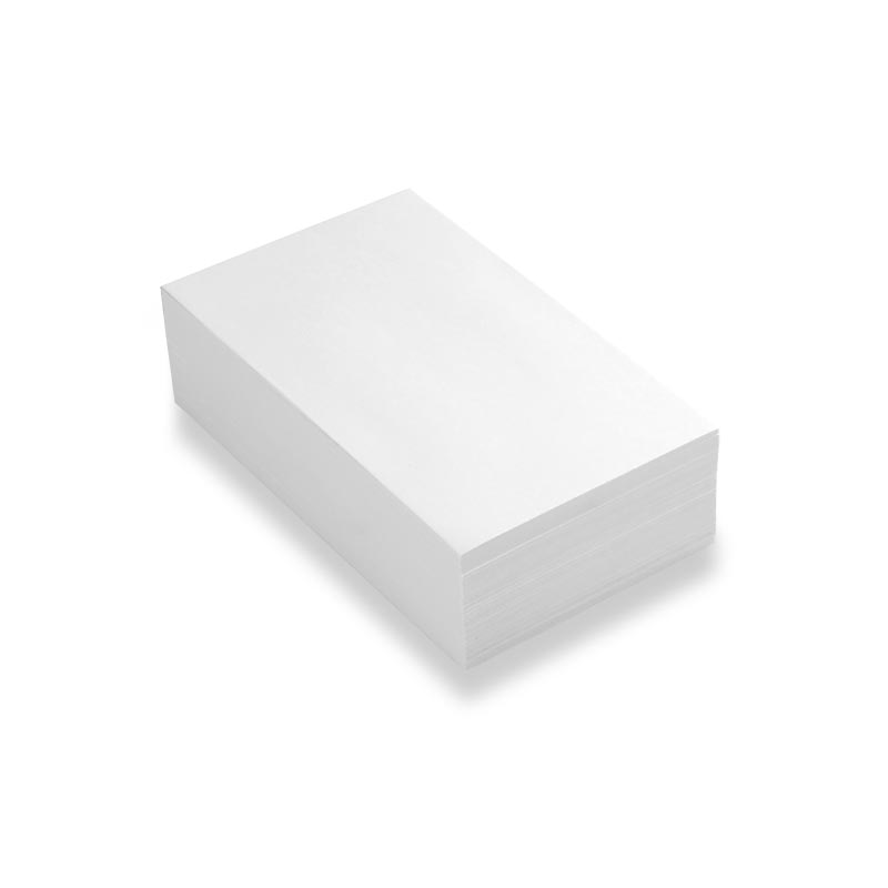Blank Cards 3 x 5 (set of 100)