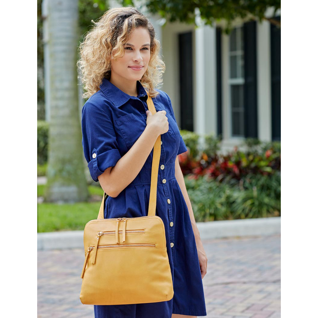 Alexa Crossbody Traveler