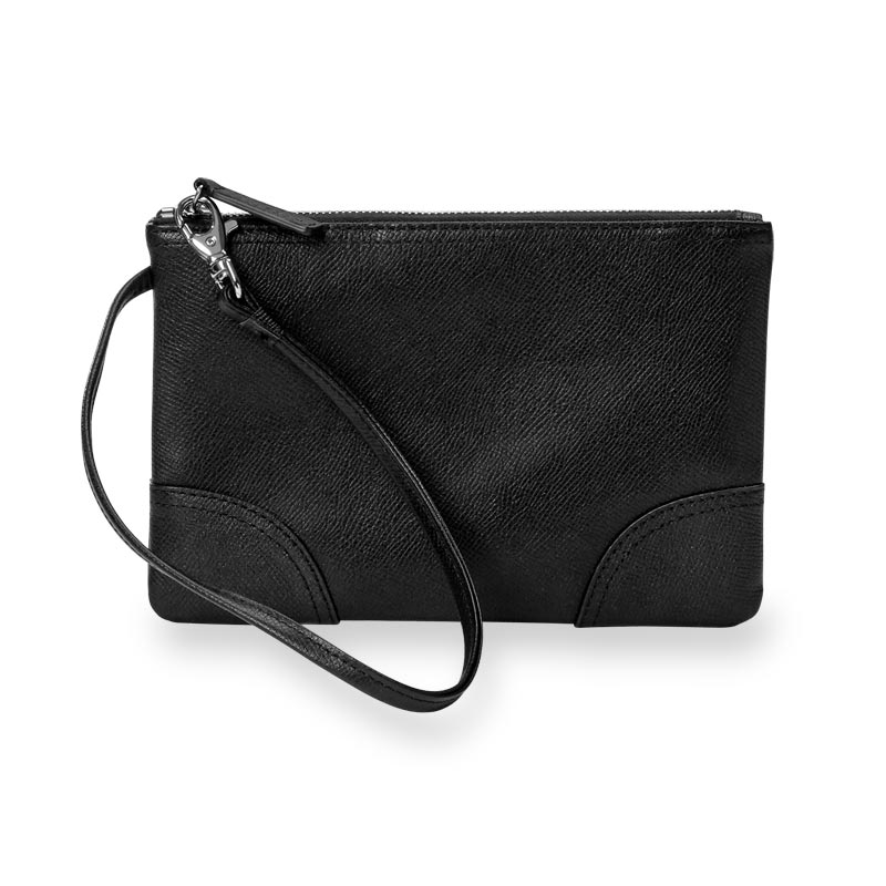 Charlotte Pouch, Leather