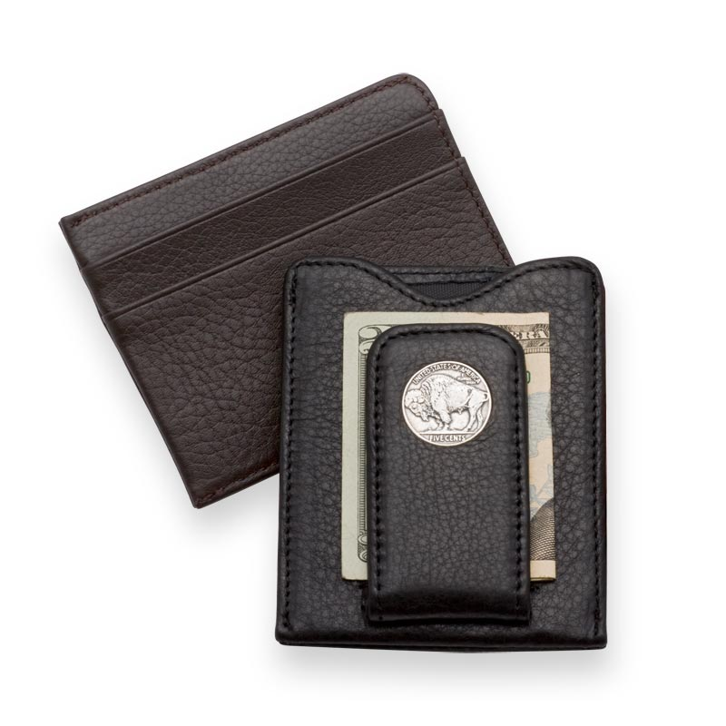 Tokens Amp Icons Buffalo Nickel Wallet