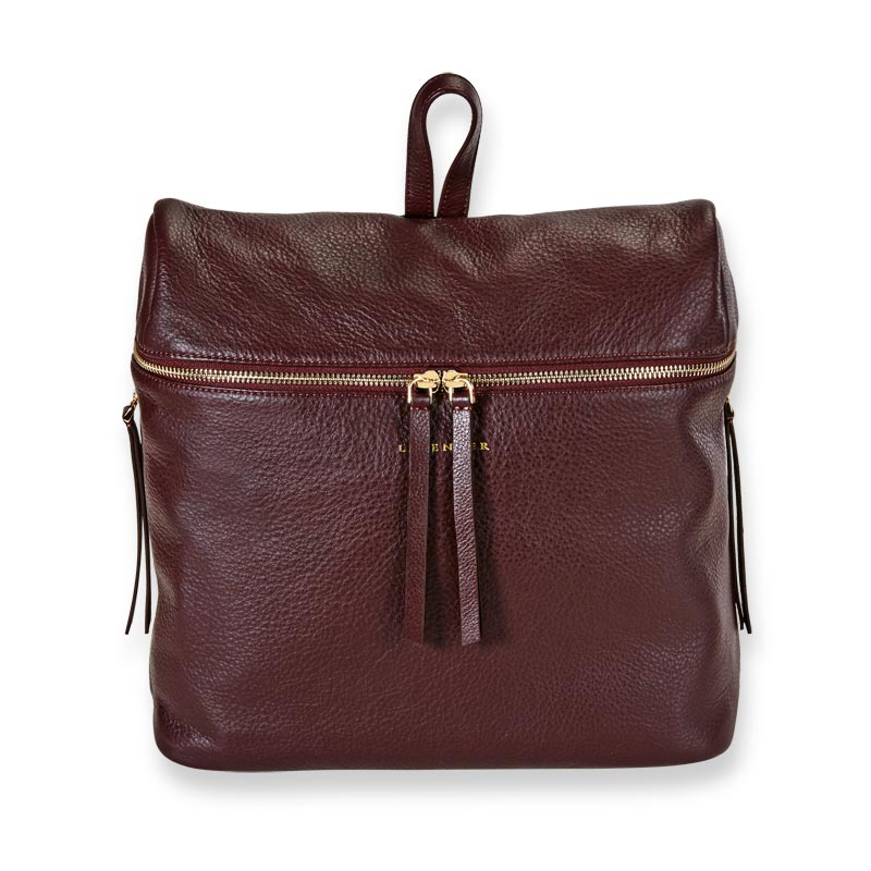 Carrie Backpack - Oxblood