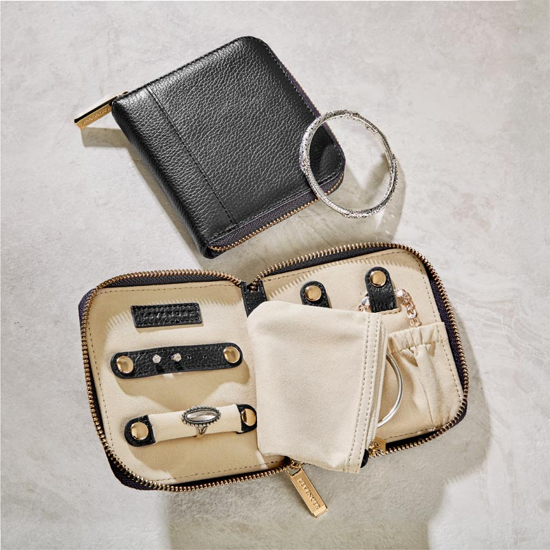 Little Leather Jewelry Case