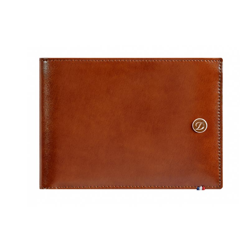 S.T. Dupont Line D Duo Tone Billfold Wallet