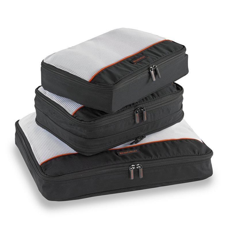 Luggage Packing Cubes (Set of 3)