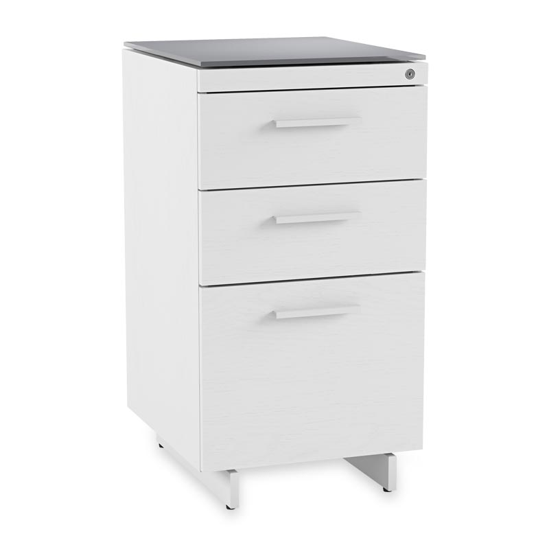 Centro Three-Drawer File Cabinet