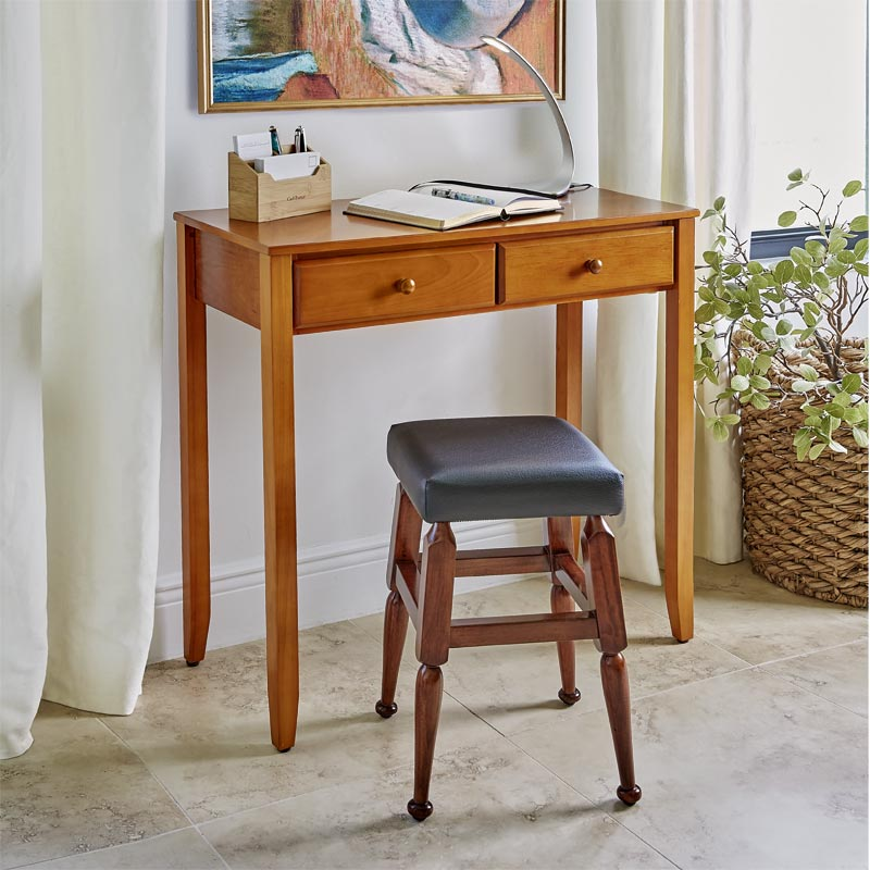 No-Room-for-a-Table Console Table with Drawers