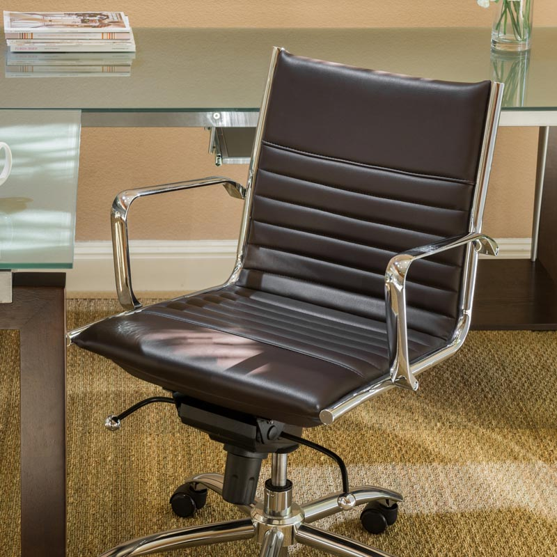 Milano Low Back Office Chair