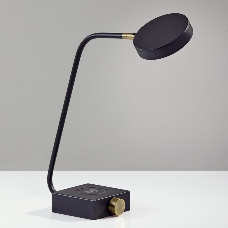 Conrad Charge LED Desk Lamp
